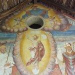 San Bernardo Kirche mit Renaissance-Fresken
