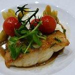 Fyndraai restaurant at Solms-Delta Foto