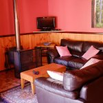 Wrenwood Chalets-Chalet Open Plan Living Room