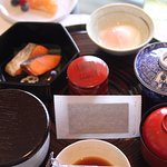the simple but delicious Japanese breakfast