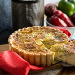 Large Family Quiche