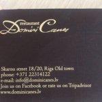 Photo of Domini Canes