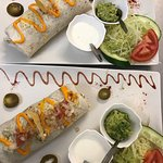 nice quality mexican dishes and home made mango kulfi tasty yummy we enjoy