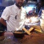 Chef Frederico Dias