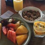 Fantastic tropical breakfasts