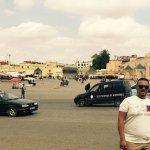 Photo de Bab Mansour Gate