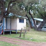 Prevelly Beach Cottages. Plenty of space between