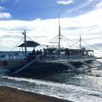 "Large dive boat ""banka"""