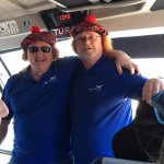 On our tour, you had to wear the hat if you were late, they stayed true to their word!