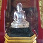 Buda de cuarzo