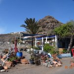 Playa de Santiago: La Chalana, март 2017 года...