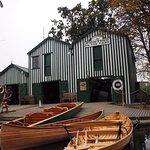 Avon Punting dock