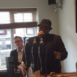 Two Jazz performers for the Sunday afternoon Jazz sessions between 1-3pm.