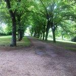 allée du parc