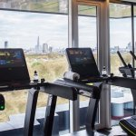 Cardio machines in Fitness Centre