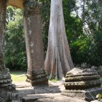 Preah Khan Foto