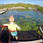 Entering the Lagoon