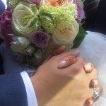 Comment finir un magnifique mariage par une sublime lune de miel...