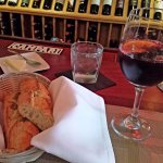Bread and wine (a special sangria)