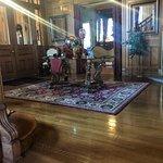 Alexander Mansion Entrace Hall- Morning at the mansion