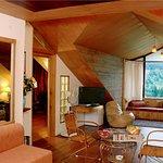Regal Family Suite Living Area