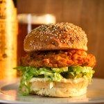 #1 Southern Fried Chicken Sandwich