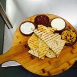 Our Sharing Mezze Board