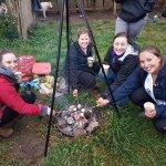 Hot Choc and marshmallows!