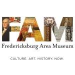 Visit the Fredericksburg Area Museum Thursday - Monday 10 AM - 5 PM.