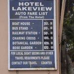 Foto de Hotel Lakeview