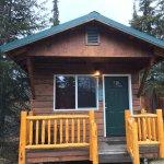 Summit Lake Lodge Foto