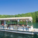 Miss Hazel Lake Tour Pontoon