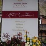 Foto di Landhaus Hoepen Hotel