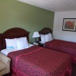 Days Inn, Cerrillos Rd, Santa Fe NM. Nice room.