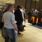 Check in queues week after week