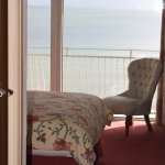 Dbl High Floor Sea View Balcony Room