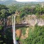 Photo of Chamarel Waterfall