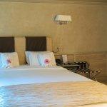 King bedroom in Family Suite