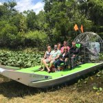 Foto de Wild Willy's Airboat Tours