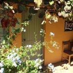 Entrance to Garden Room 6