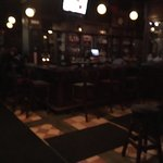 D'Arcy McGee's - front bar room