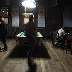 D'Arcy McGee's - pool room