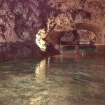 uno de los túneles