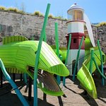 Museum playground