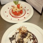 Beautiful desserts