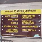 Arizona Snowbowl, Flagstaff AZ.
