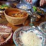 Photo of Ce soir on dine a Marrakech