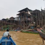Kampong Phluk fishing village. A fascinating tour!