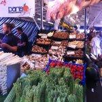 Wochenmarkt Muenster Foto