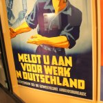 Poster trying to attract workers to Germany